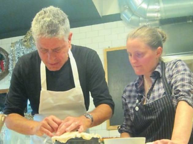 Anthony Bourdain: No Reservations 8 on TLC