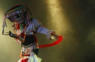The Glamour Fest of Ojugu: Ritual Scissors Dance by Jos� Navarro