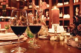 Villa Danieli Christmas menu