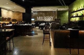 Mulberry Restaurant & Bar Christmas menu