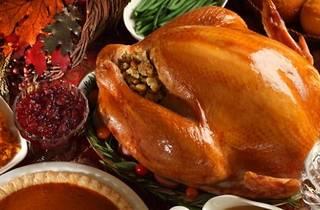 Taman Sari Brasserie Christmas buffet