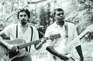 The Cotton Field Scarecrowes album launch