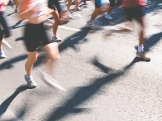 AWAM White Ribbon Campaign Run and Walk