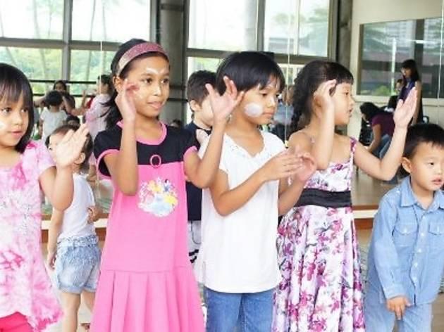 Intensive Creative Arts Programme for Preschoolers