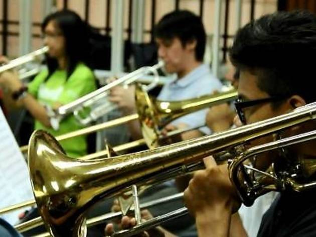Young Malaysians Go Classic