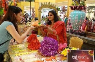 Majestic Diwali at Sunway Pyramid