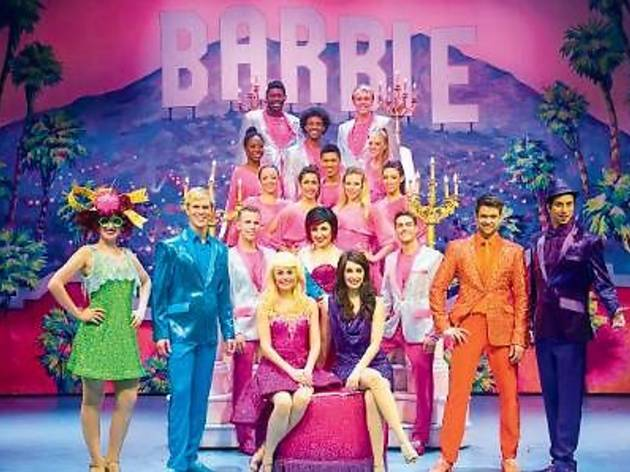 Barbie Live Musical