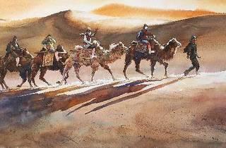 Rhapsodies Beyond the Silk Road