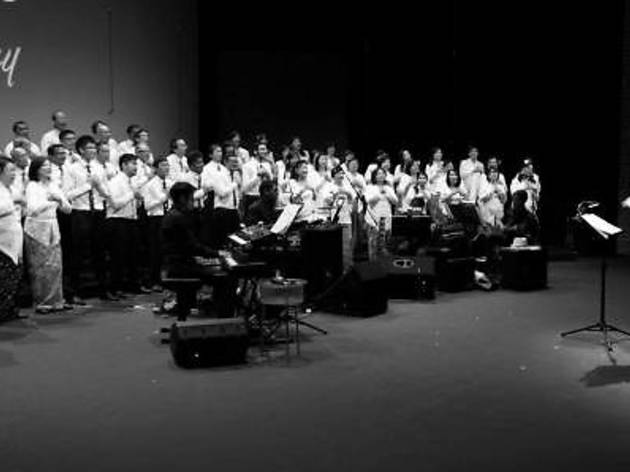 The Philharmonic Society of Selangor: Songs for the Season