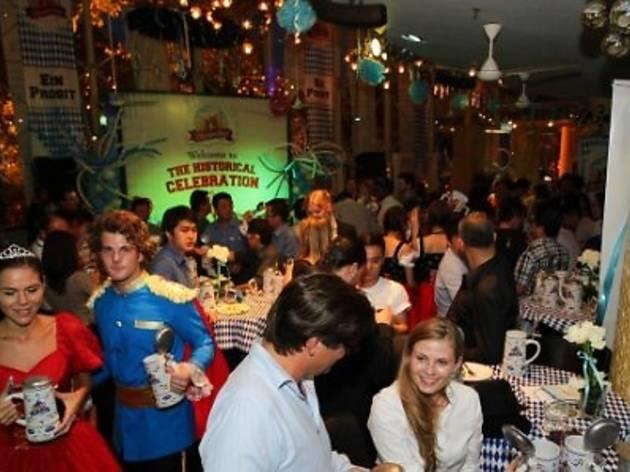The Beer Factory Oktoberfest