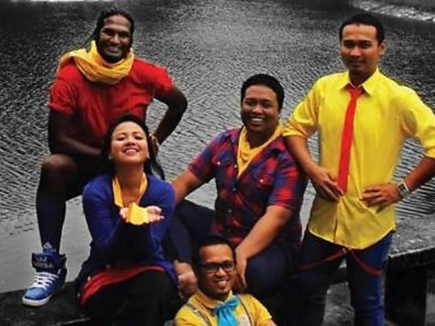 KIV: 4 � Dancing the Malaysian