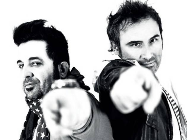 LOUD! presents Nari & Milani