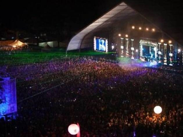Future Music Festival Asia 2014 three-day pass promotion