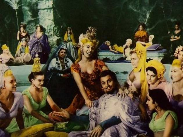 Paul Loosley's Broadway on Film: Kismet