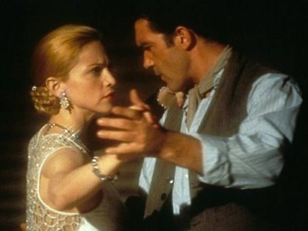 Paul Loosley's Broadway on Film: Evita