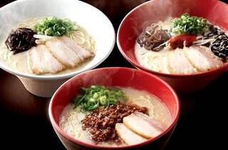 Ippudo lunch set specials
