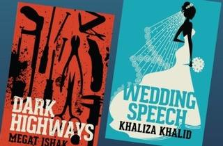 Meet Fixi Novo authors Megat Ishak and Khaliza Khalid at Borders
