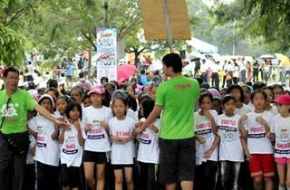 Giant Kids Run 2013