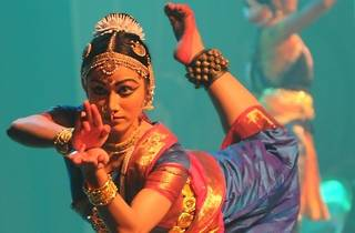 Crossing Borders in Bharatanatyam
