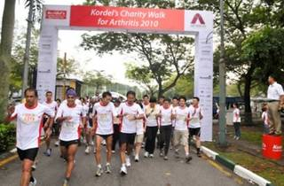 Kordel�s Charity Walk 2013