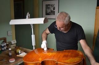 The Italian Violin Making Workshop