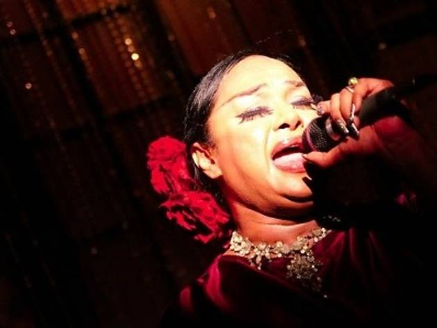 Motown Tribute: Rozz, Dasha Logan, Shareen Ramli & Jose Thomas Band