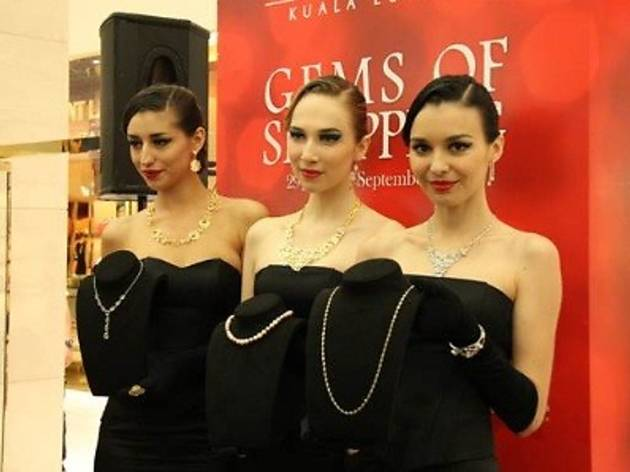 1MMSC 'Gems and Jewellery' Showcase