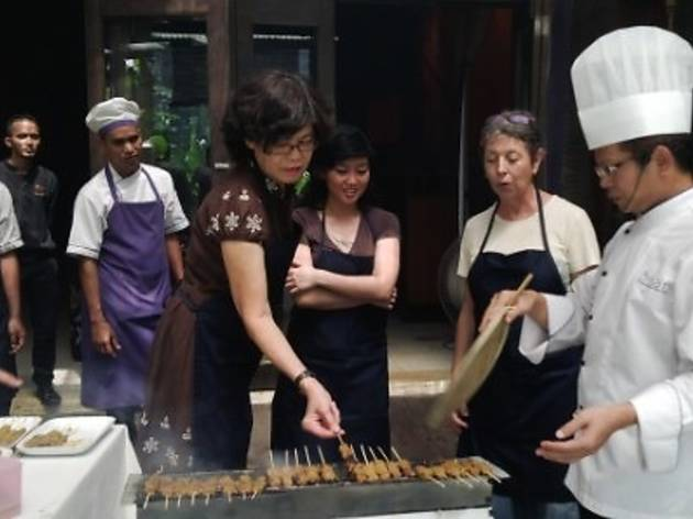 A Taste of Bijan cooking workshops