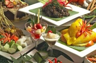 Tonka Bean Caf� Ramadhan buffet