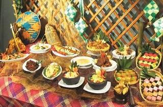 Paya Serai Ramadhan buffet