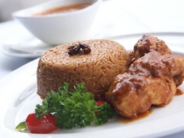 Al-Amar Ramadhan buffet