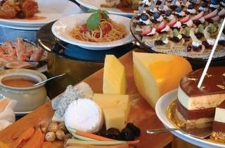 Zest Lifestyle Restaurant Father's Day Hi-Tea