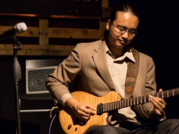 Free electric guitar workshop by Az Samad