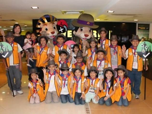 'Monsters University' at Sunway Pyramid