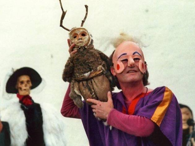KakiSENI Festival: Odin Teatret workshops