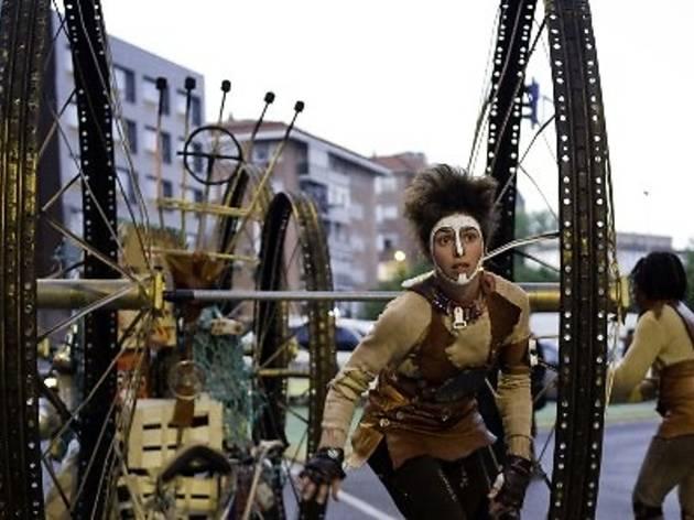KakiSENI Festival: En La Lona Circus Workshop
