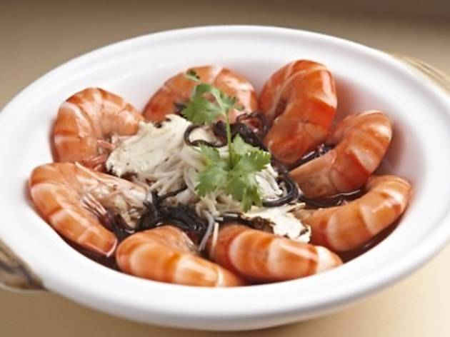 Claypot promotion at Lai Po Heen