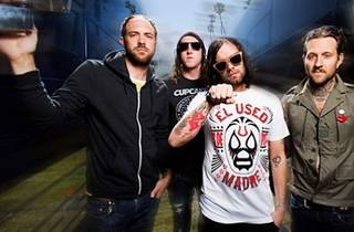 The Used live in KL