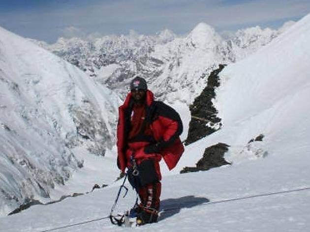 Mountaineering talk by Ravichandran Tharumalingam