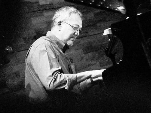 Michael Veerapen Trio at No Black Tie