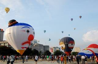 Putrajaya International Hot Air Balloon Fiesta 2013
