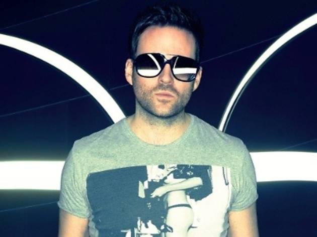 Vertigo & Future Sound Asia present Gareth Emery