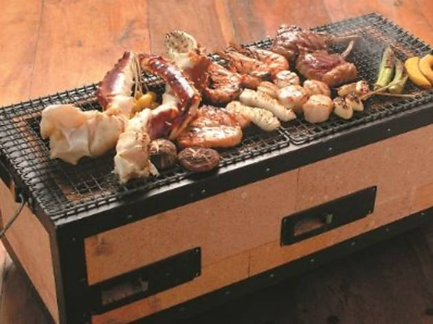 Ozeki Tokyo Cuisine BBQ promotion