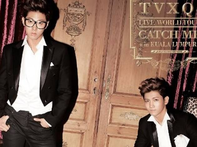 TVXQ! 'Catch Me' World Tour, Live in Malaysia