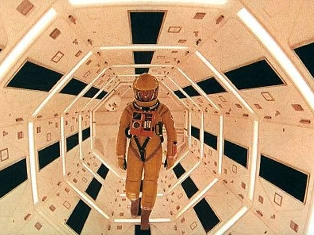 Paradiso's Classic Sci-Fi Series - 2001: A Space Odyssey