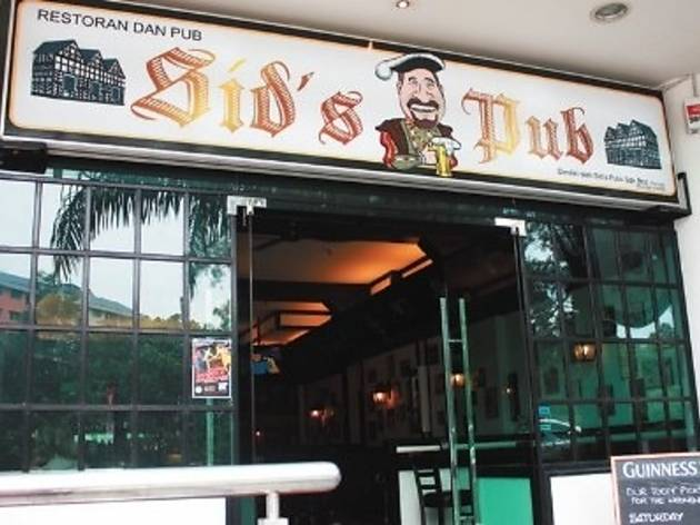 Sid's Pub Bangsar South St. Patrick's Day