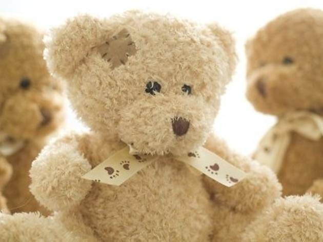 Teddy & Friends Day Out at Suria KLCC