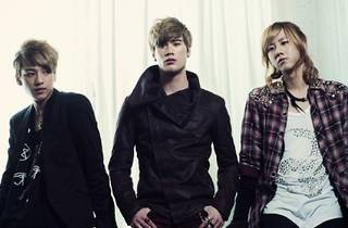 F.Y.I On Stage with Lunafly in Kuala Lumpur