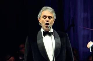Andrea Bocelli live in KL