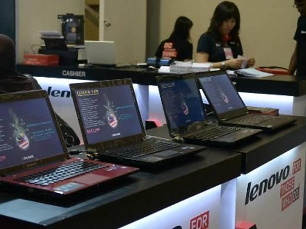 Malaysia IT Fair 2013